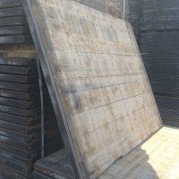 Lariks steenschot 108 x 140 x 5 cm