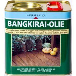 Hermadix Bangkirai-olie 2,5L