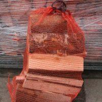 Haardhout in zak 25 liter