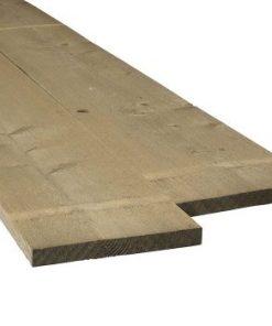 Steigerplank oude look 20 x 200 mm
