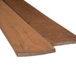Hardhouten plank 20 x 200 mm