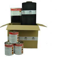 EPDM dakpakket breedte 600 cm