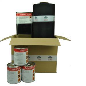 EPDM standaard pakket