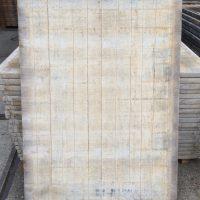 Azobe steenschot 100 x 145 x 4 cm