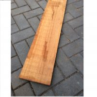 Hardhouten plank basralocus 20 x 200 mm