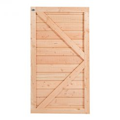 CarpGarant Douglas deur rabat dicht 180 x 99 cm 133115