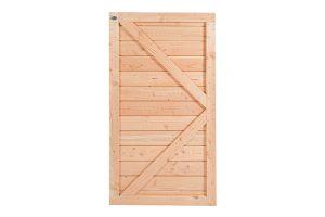 Douglas deur rabat dicht 180 x 99 cm – 133115
