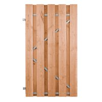 CarpGarant Douglas frame deur universeel geschaafd 180 x 100 cm 1162