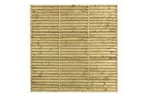 louvre scherm 180 x 180 cm – 17961