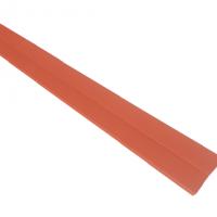 Windveer 200 cm Terracotta RAL 8004 mat
