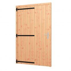 Opgeklampte deur XL enkel 54.0029