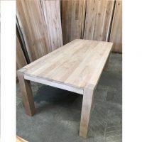 Eiken tafel 100 x 200 cm