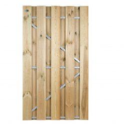 CarpGarant Grenen frame deur universeel geschaafd 180 x 100 cm 133065