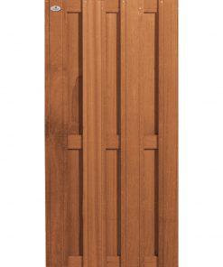 Bangkirai Hardhouten Tuinscherm 90x180cm