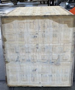 Lariks steenschot 135 x 135 x 4,5 cm