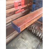 Hardhouten Azobe regel 45 x 70 mm